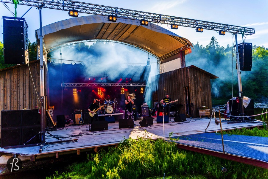 6 Things you need to to in Aland - Rock Out at the Fish Bait Festival 02
