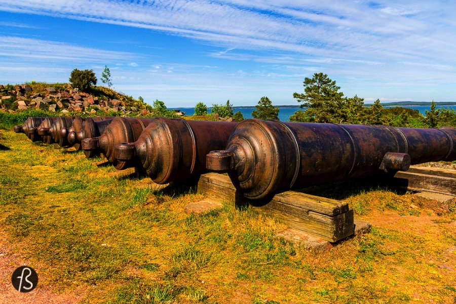 6 Things you need to to in Aland - Visit the Russian Ruins from the Battle of Bomarsund 03