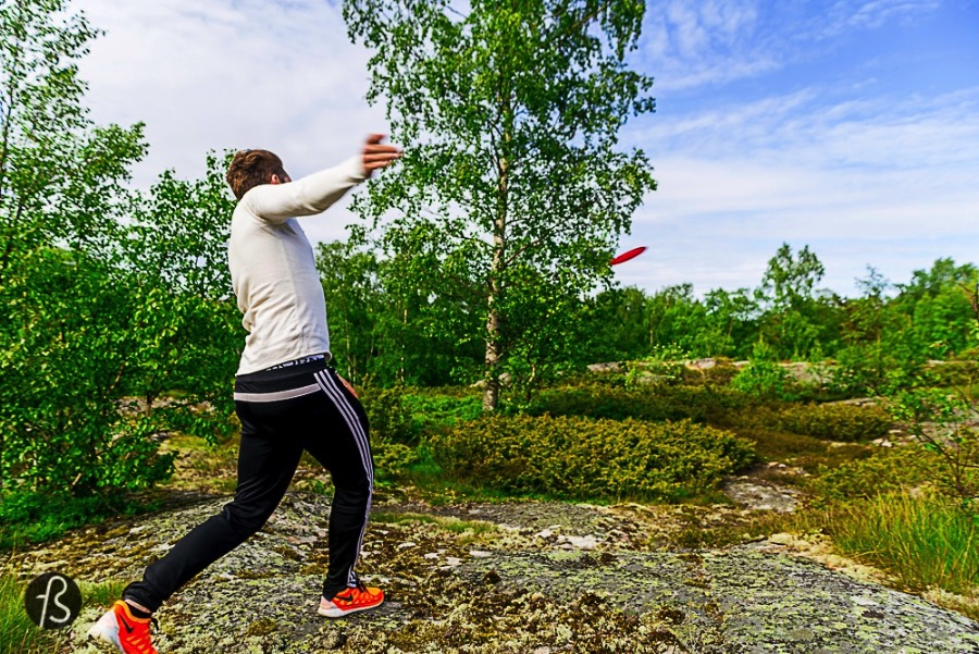 6 Things you need to to in Åland - Finland is home to more than 400 frisbee golf courses and they have more courses on the way. The Professional Disc Golf Association has almost 1.500 members with active licenses and it seems that they are getting crazy about this sport that we knew nothing about.