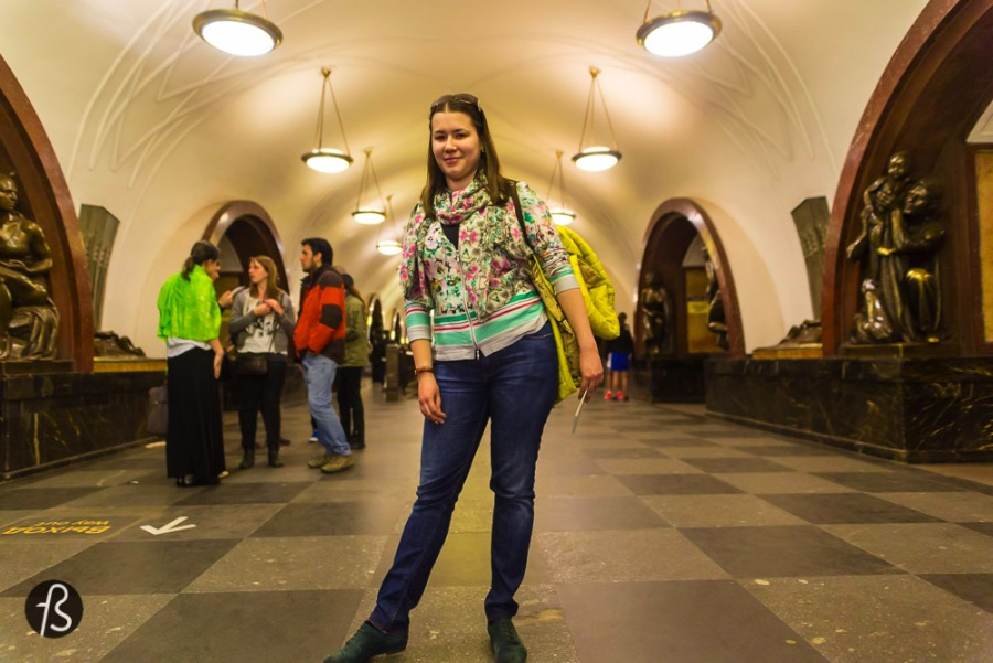 Going Local in Moscow with Victoria Ataeva