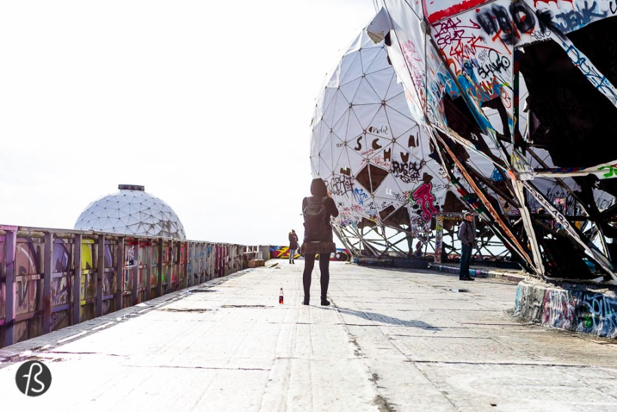 Teufelsberg - Everything you need to know about the Devil's Mountain 01