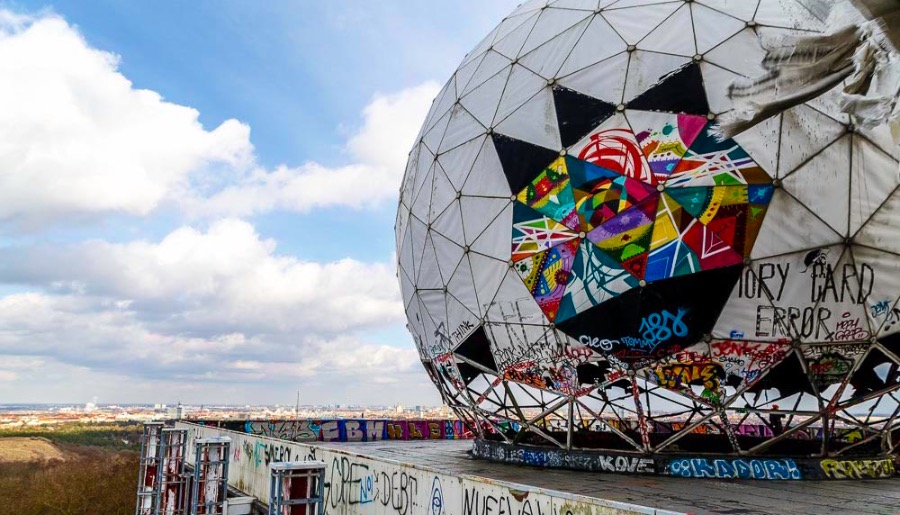 Teufelsberg: Everything you need to know about the Devil's Mountain