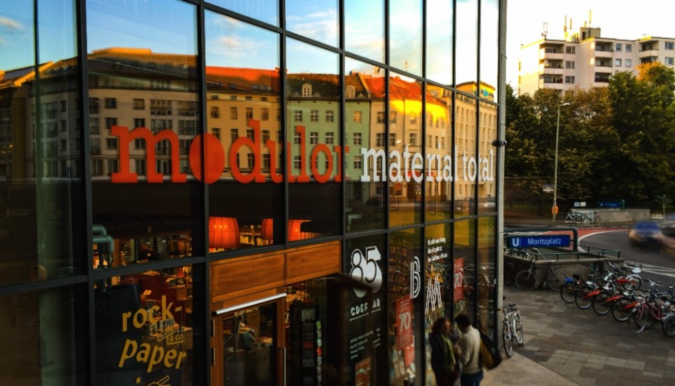 Modulor – A Heaven for Designers in Berlin