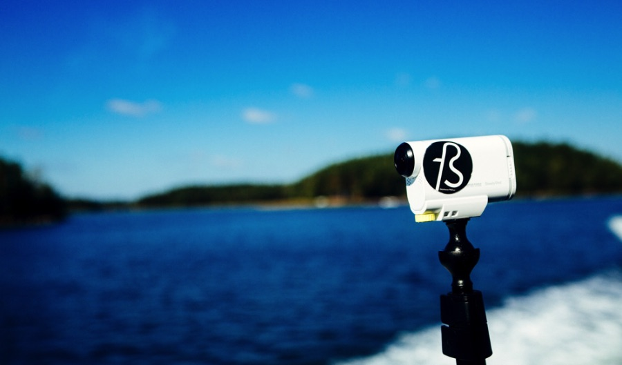 How i lost my Sony Action Camera in the Gulf of Finland