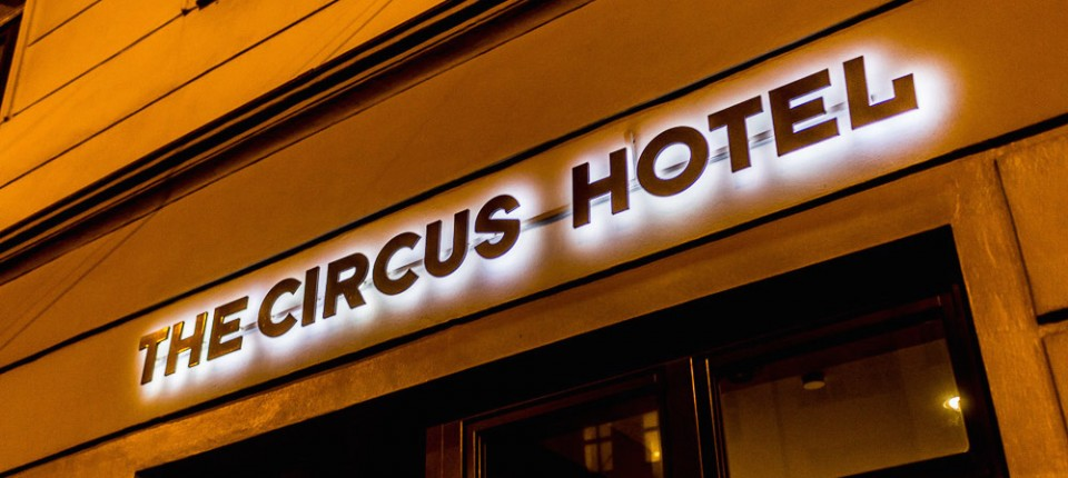 Where to stay in Berlin: Circus Hotel