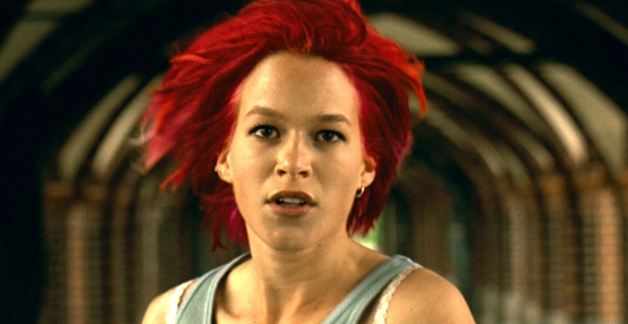 Where was Run Lola Run filmed in Berlin?
