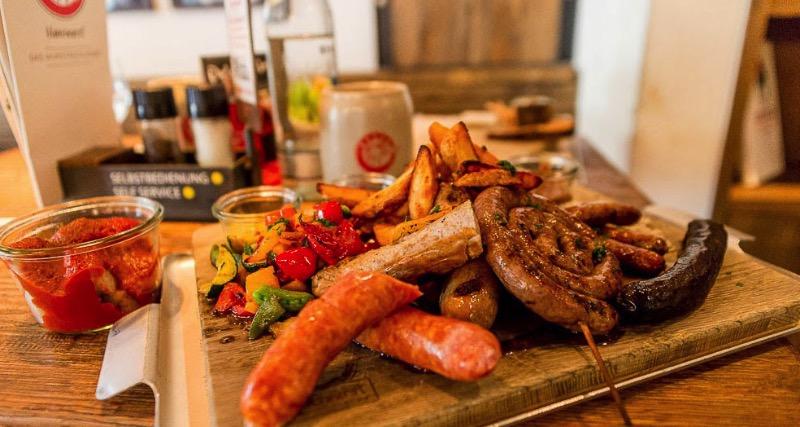 Hanswurst Aachen: The First German Restaurant focused on Sausages
