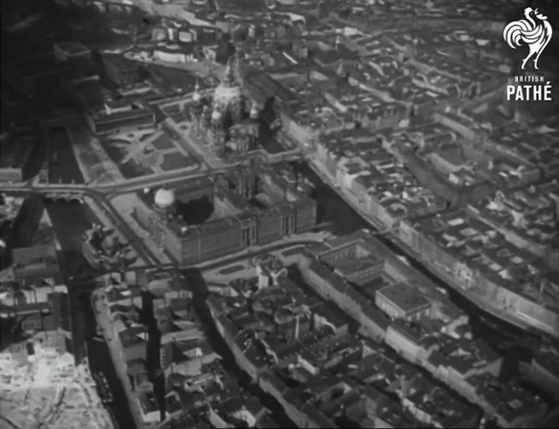Life in Berlin in the 1930s looked a lot different from today. There were German troops marching on the streets, Nazi salutes were the way to greet people and most people wouldn't even think everything would change in the upcoming years. This was Berlin before the war and the destruction that followed it.