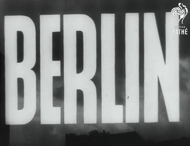 Life in Berlin in the 1930s