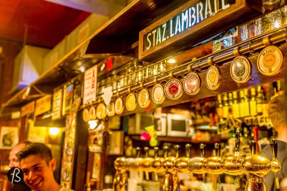 Birrificio Lambrate and the craft beer scene in Milan