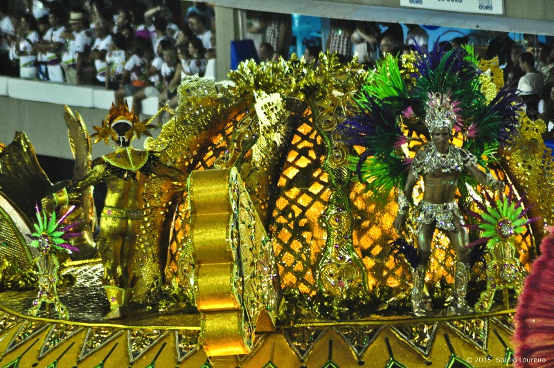 """Rio de Janeiro - City of Wonders_How explain the emotion once you set foot at Sapucaí, where happens the biggest Brazilian Carnival? The Carnival that is known as the """"Greatest Show on Earth""""? Even more, by the time you hear the 'carnavalescos' of the several 'escolas de samba' (samba school) playing the drums it seems your heart will explode so amazing that sound is!"""