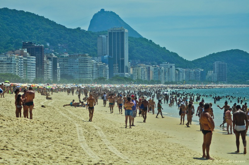 Rio de Janeiro - City of Wonders_When we hear the name Copacabana, immediately comes to our mind the beautiful sands of the most famous beach in Brazil, not to mention worldwide.