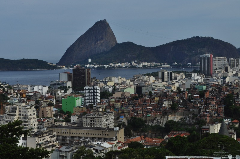 Rio de Janeiro - City of Wonders_Once you hit the top, you can visit the 'Parque das Ruínas' or Ruins Park, a cultural center with one the most beautiful views of 'Lapa'.