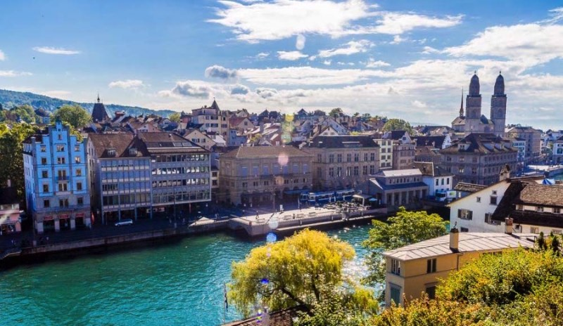 Six Hours in Zurich: What can you do?