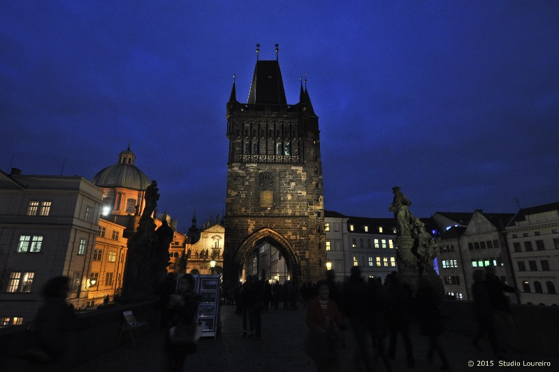 Charles Bridge: The Medieval Gothic Bridge in Prague