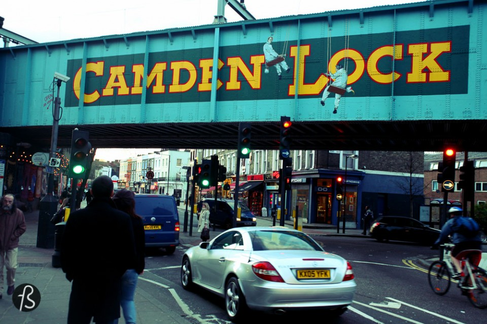 London on a budget Camden Town and Camden market Another amazing place in London. And it is for sure on many visitors' to-do lists. Camden Town is where Amy Winehouse use to live, is where some of the coolest places for rock shows are and is where you can spend hours just walking around. Camden Market is full of little shops that sell everything from goth clothes to ice cream made with liquid nitrogen. Sadly the huge popularity of Camden Market killed some of the originality you could find 15 years ago. It is super busy, sometimes over priced but a must go attraction. To go to Camden Town and Camden Market is free, but eating or drinking around there can be expensive. The liquid nitrogen ice cream parlor has prices that starts at 4,45 pounds. The name is Chin Chin Labs and it is worth to go and share 1 ice cream with your friend. The portions are big and there's more than enough for 2 people.