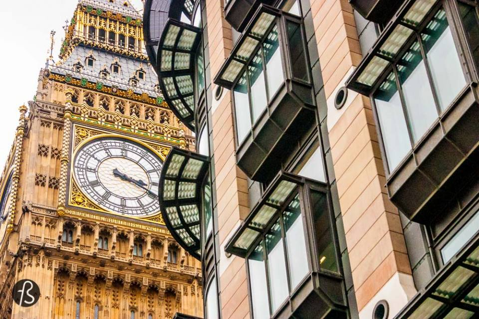 London on a budget – How to survive the city with 50 pounds