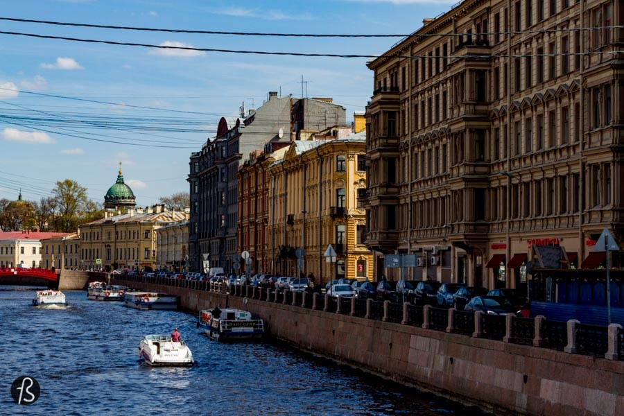 On my personal list of places to visit, Russia was always on the top. So you can imagine how excited I was when we got an e-mail from the amazing people at Timetravels confirming our trip to Saint Petersburg and Moscow in early May. We took a plane to Helsinki and, from there, we took a ferry to St. Petersburg. We barely got to the city and we were taking pictures of sphinxes and seeing how the city was getting ready for the Victory Parade of May 9th. We visited churches, old palaces and museums but I believe we had more fun walking around the streets and taking picture in the subway.