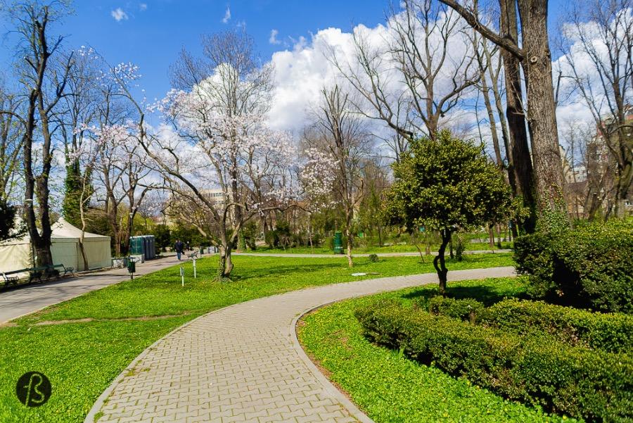 Things to do in Bucharest - Cişmigiu