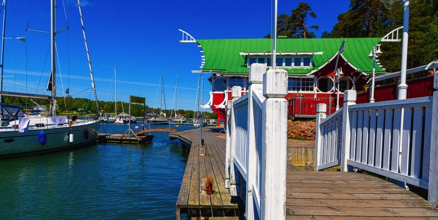 36 reasons why you must visit Mariehamn