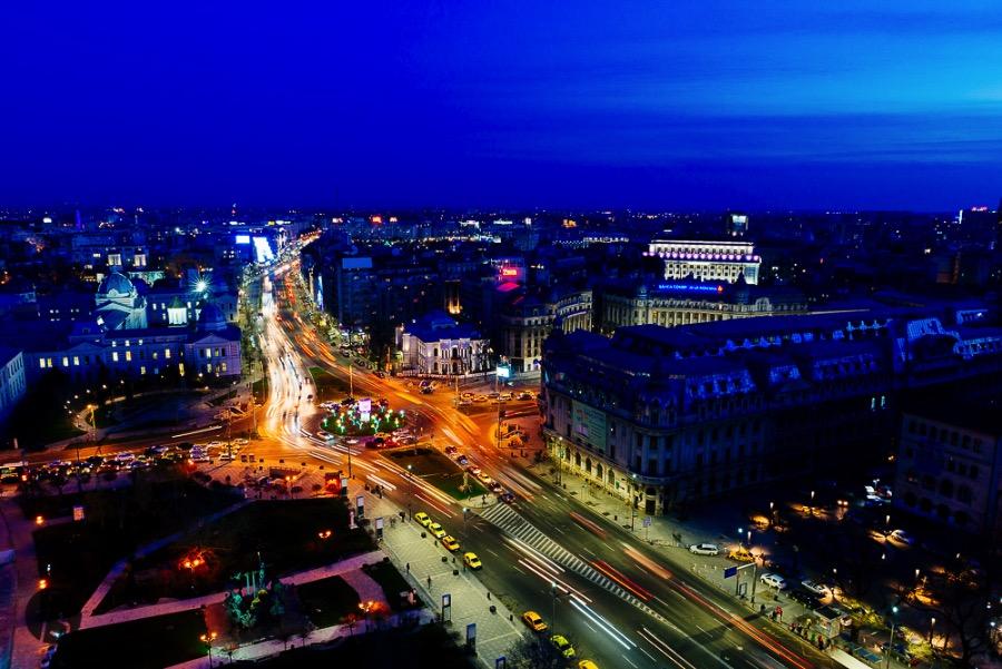 Hotels in Bucharest Intercontinental