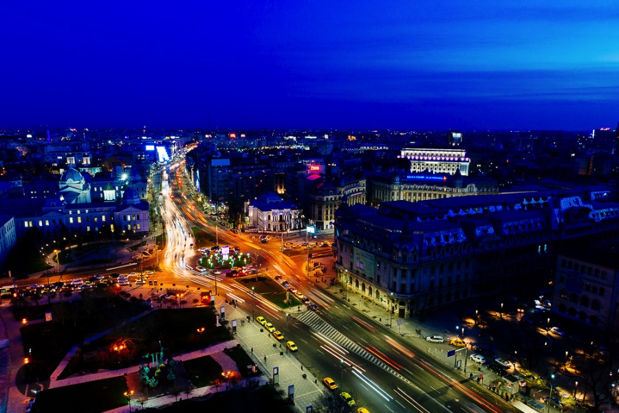 Hotels in Bucharest Intercontinental