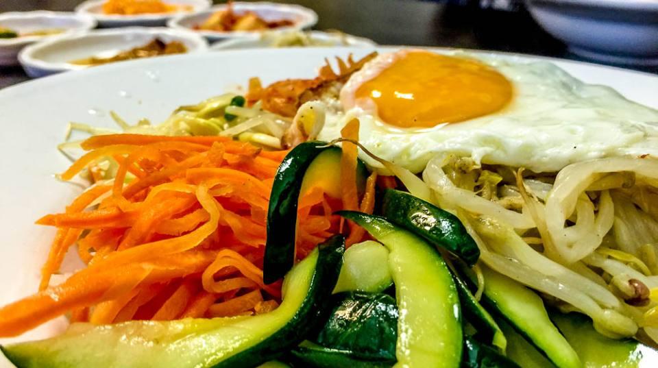 North Korean food at Arirang Berlin in Kreuzberg