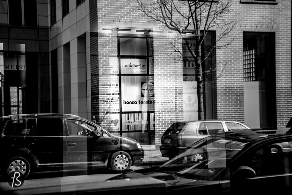 """What to see, where to go at David Bowie's Berlin Hansa Studios Bowie recorded at the famous Hansa Studios. The studio is not far from the reconstructed Potsdamer Platz, but for the story I'm about to tell you, please imagine the wall instead of the giants skyscrappers made of glass. Heroes is one of Bowie's most famous songs. It tells the story of a young couple who are so driven to be together that they would meet every day under a gun turret on The Berlin Wall. Bowie found the inspiration for the lyrics on the affair between his Tony Visconti, his producer at the time, and backup singer Antonia Maass, who would kiss """"by the wall"""" in front of Bowie as he looked out of the Hansa Studio window during a smoke break. Bowie didn't say anything about Visconti's role in inspiring Heroes until 2003, when he confessed to Performing Songwriter magazine:"""