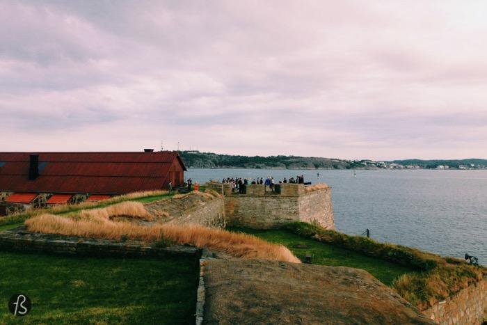 Älvsborg Fortress: A Visit to Medieval Sweden