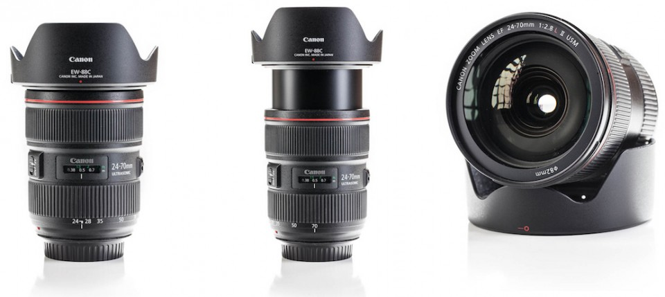 Reviewing Canon EF 24-70mm f/2.8 L II USM for travel photographers