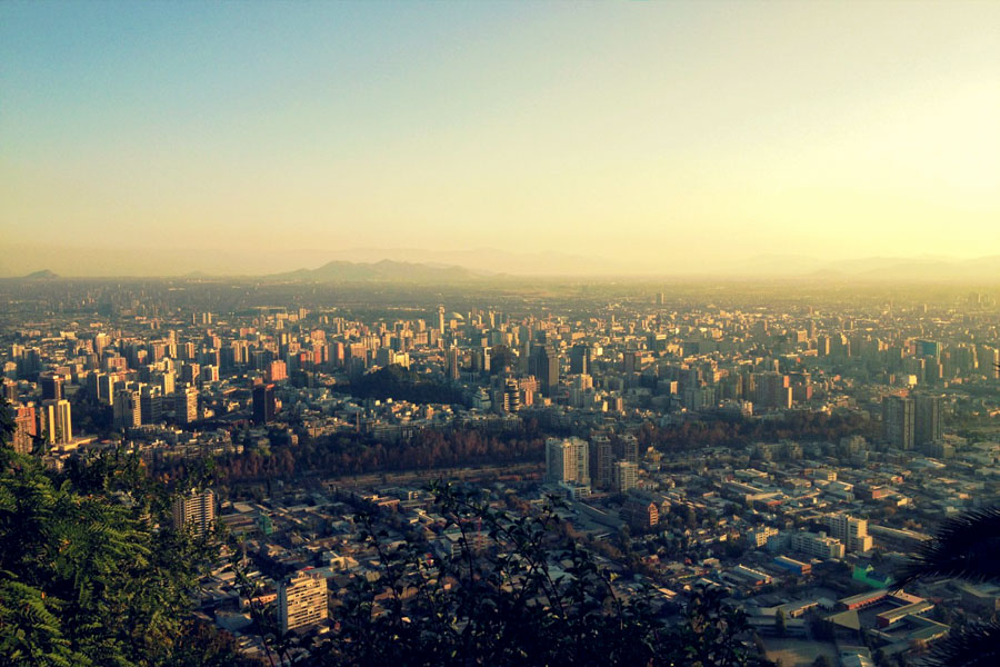 Cerro San Cristobal is one of the most famous tourist spots in Santiago, Chile. When my mother decided to visit me during my days in Chile, this was the first place I thought about bringing her. I knew she would enjoy the amazing view overlooking Santiago, the Andes Mountains and the Cordillera de la Costa.