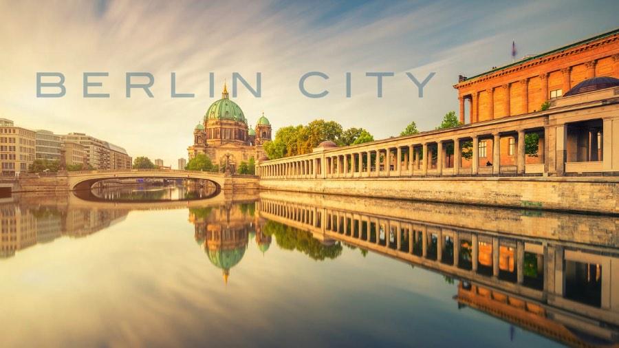 Matthias Makarinus: Berlin as you never seen before