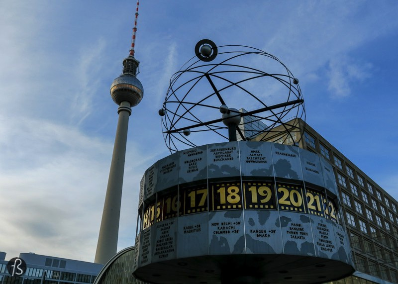 Alexanderplatz is the most famous place in the city together with the Brandenburger Tor, but there is so much to see here that you will find something unique to capture with your camera. From the fantastic view of the TV Tower that you will have from the Park Inn Hotel to the green tiles inside the U-Bahn station, this square has a lot to offer for photography geeks like us. Don't forget to explore the area around Alexanderplatz as well!