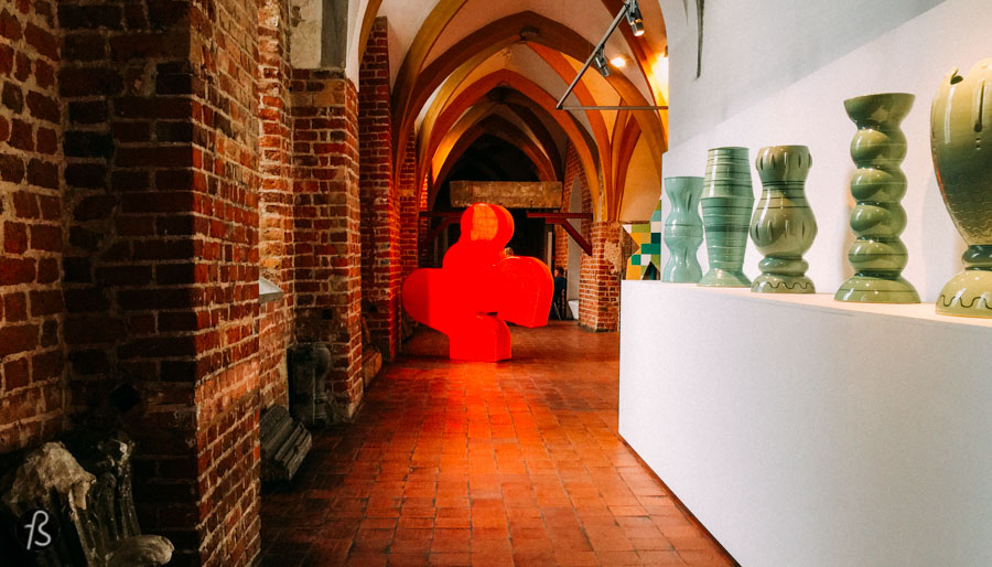 Since we are talking about architecture, Wrocław is home to the only architecture museum in Poland. Founded in 1965, Muzeum Architektury is located in a 15th century set of buildings that include a church and a old monastery.