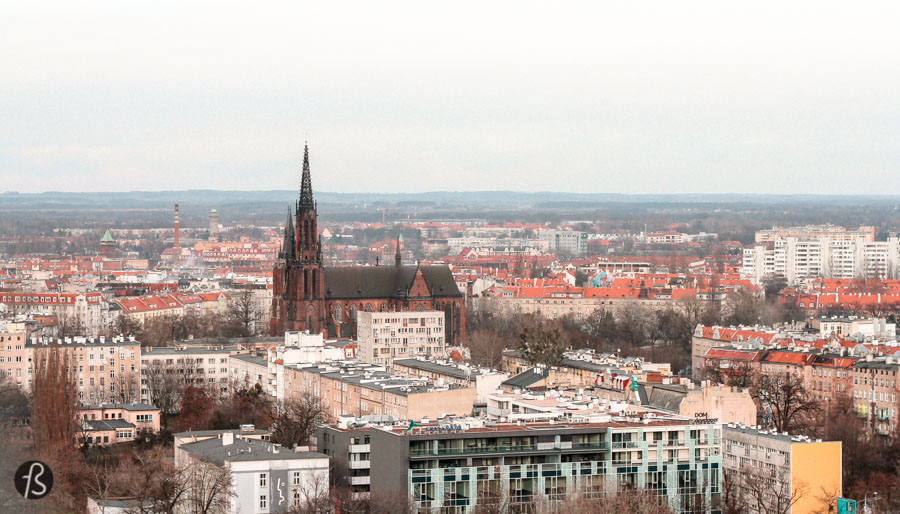 Ostrów Tumski and the Cathedral of St. John the Baptist