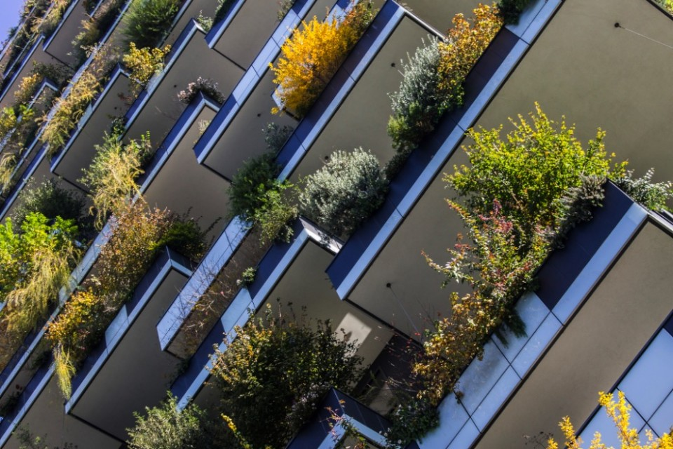 Bosco Verticale and the new way of building a forest