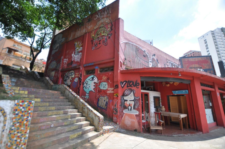Vila Madalena, the coolest neighborhood of São Paulo