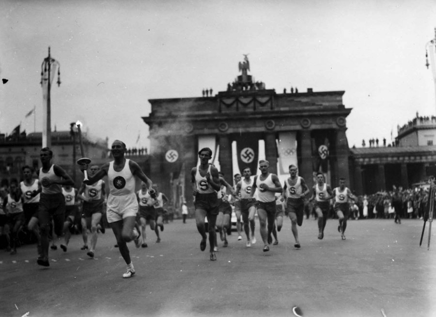 1936 Berlin Olympics: A Family Vacation Movie