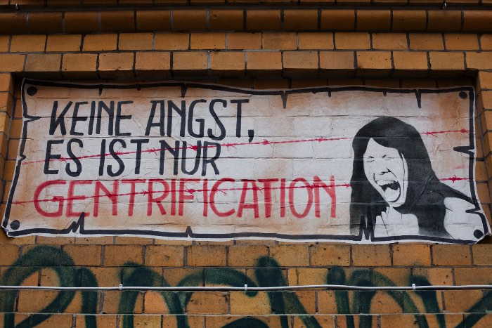 A look at why our rents have increased so furiously in Berlin
