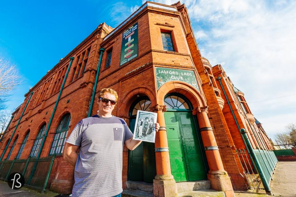salford lads club Manchester is home to some of the most successful bands in England's music history. The Bee Gee's, Smiths, Oasis, Joy Division are some of the few names of the vast list of Manchester Bands. Throughout the history of music in England, there are a lot of famous manchester bands. What a better way to experience the city of Manchester other than going to all the iconic places for all those Manchester Bands? oasis the smiths joy division buzzcocks