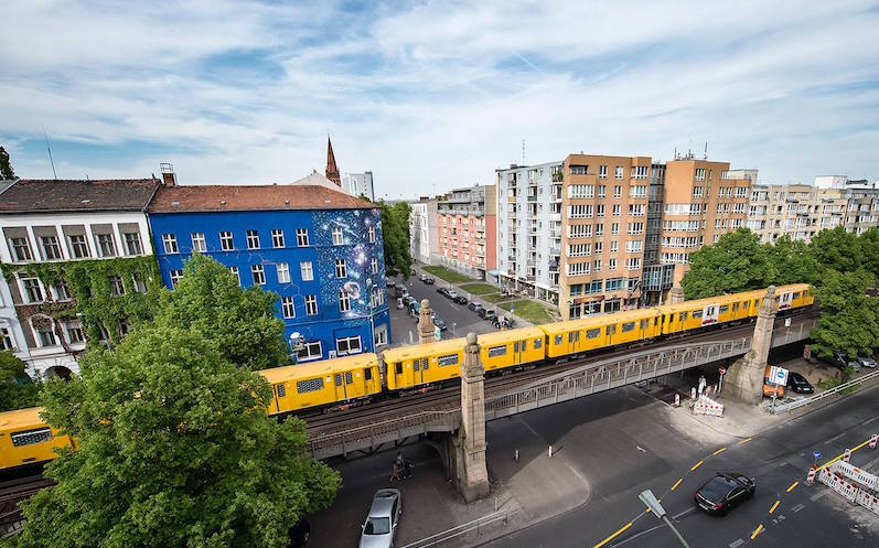 Berlin Street Art Museum: Urban Nation Museum for Urban Contemporary Art
