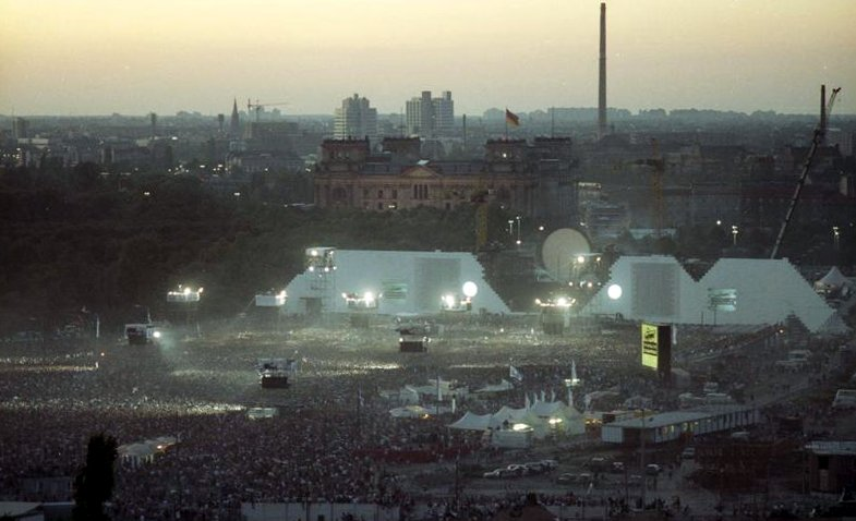 26 years of Roger Waters' The Wall – Live in Berlin