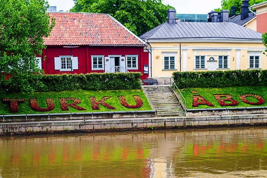 Turku: 2 cities, 1 location, lots of fun.