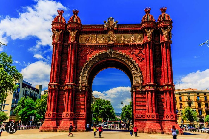 Cheap things to do in Barcelona