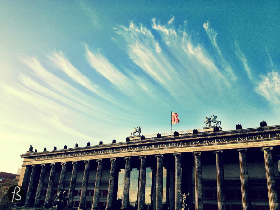Lose yourself on the timeless beauty and the stunning architecture of Museum Island