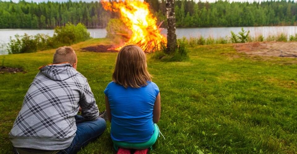 Juhannus: Finland's Summer Pagan Ritual