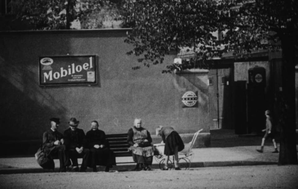 A trip back in time to the Summer of 1929 in Berlin