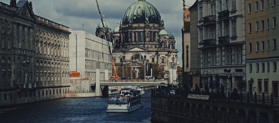 Everyday Berlin by Alex Soloviev