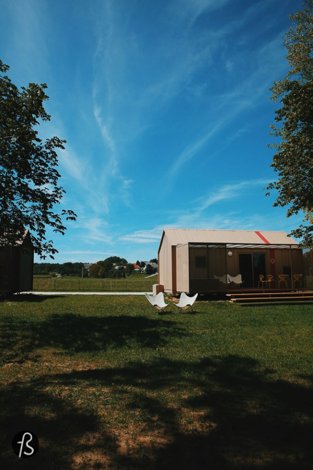 big berry camp - glamping - things to do in slovenia