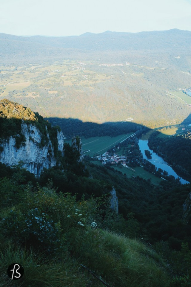 kozice - viewpoint - landscape kolpa river river krupa big berry camp - glamping - things to do in slovenia